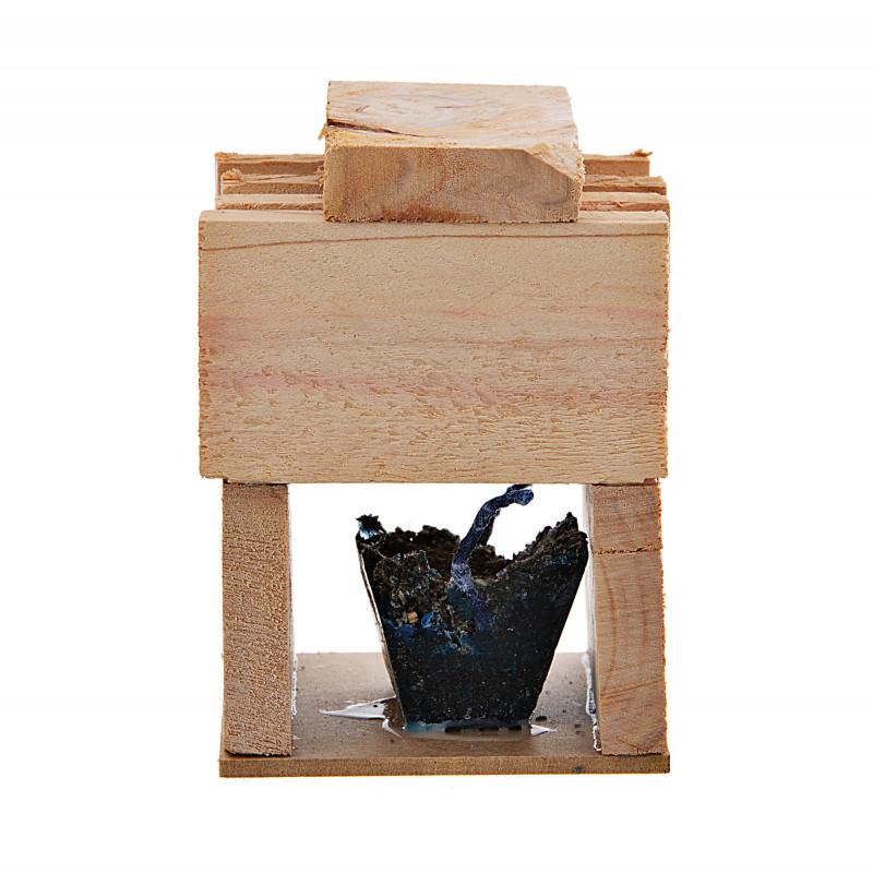 Encendedor de vela / madera para parrilla / chimenea