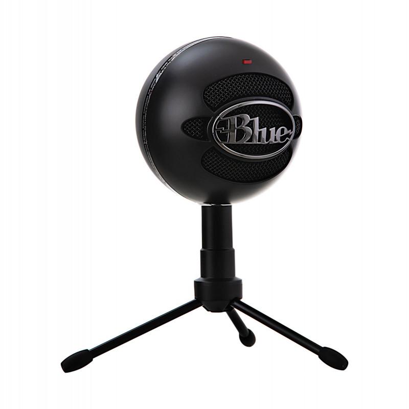 Micrófono Snowball Ice USB / 10DB / 24 bits / Elimina ruido Logitech