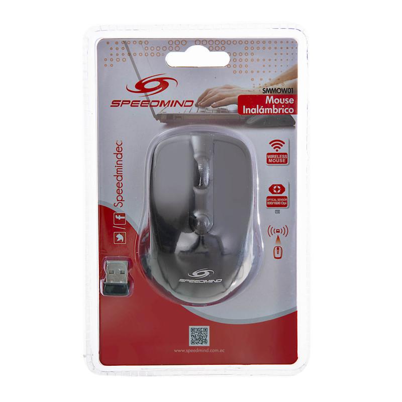 Mouse inalámbrico SMMOW01 Speedmind