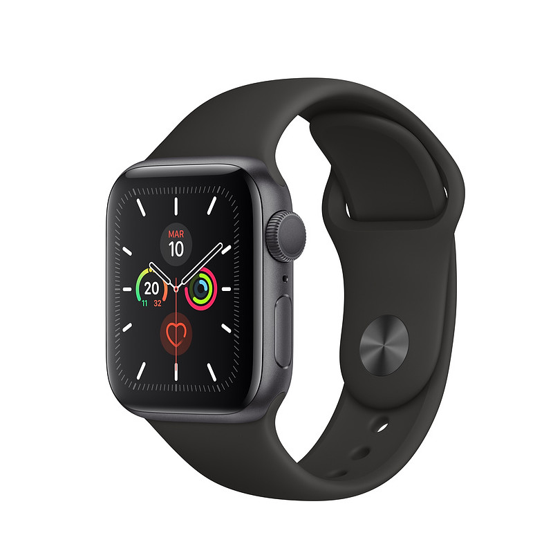 Apple Watch Series 5 GPS / 44mm Space Grey