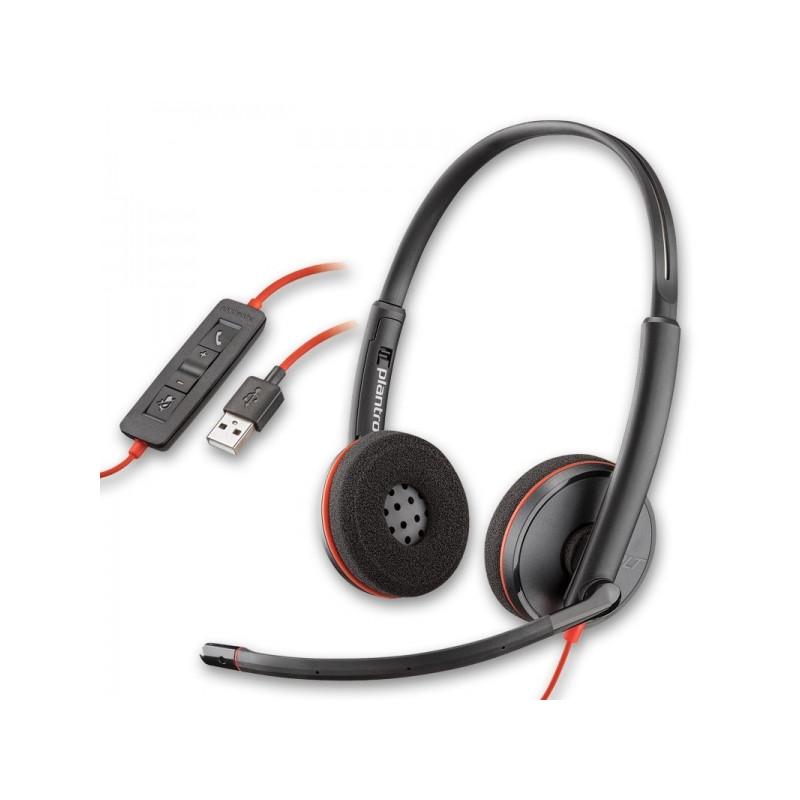 Audífonos para computador USB Blackwire 3220