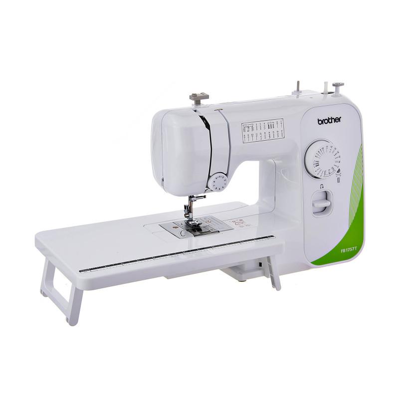Máquina de coser 17 puntadas / 34 funciones / Ojales en 4 pasos FB1757T Brother
