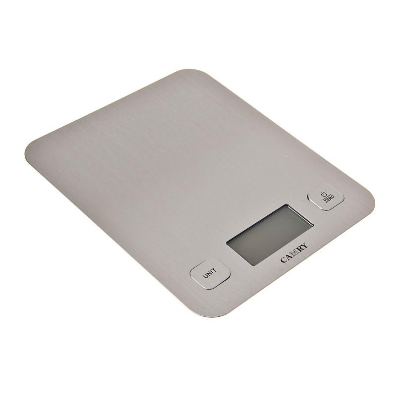 Balanza digital para cocina con medida de volumen 11lb Camry