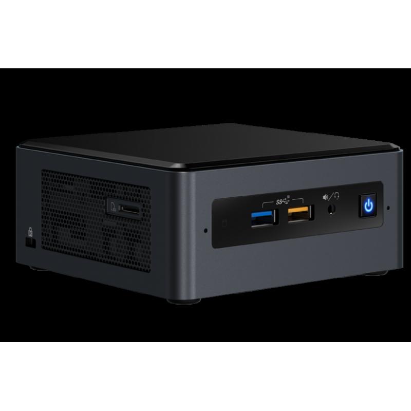 "Intel NUC 8 Home PC Core i3-8121 8GB / 1TB / 2GB video Win10 19"""