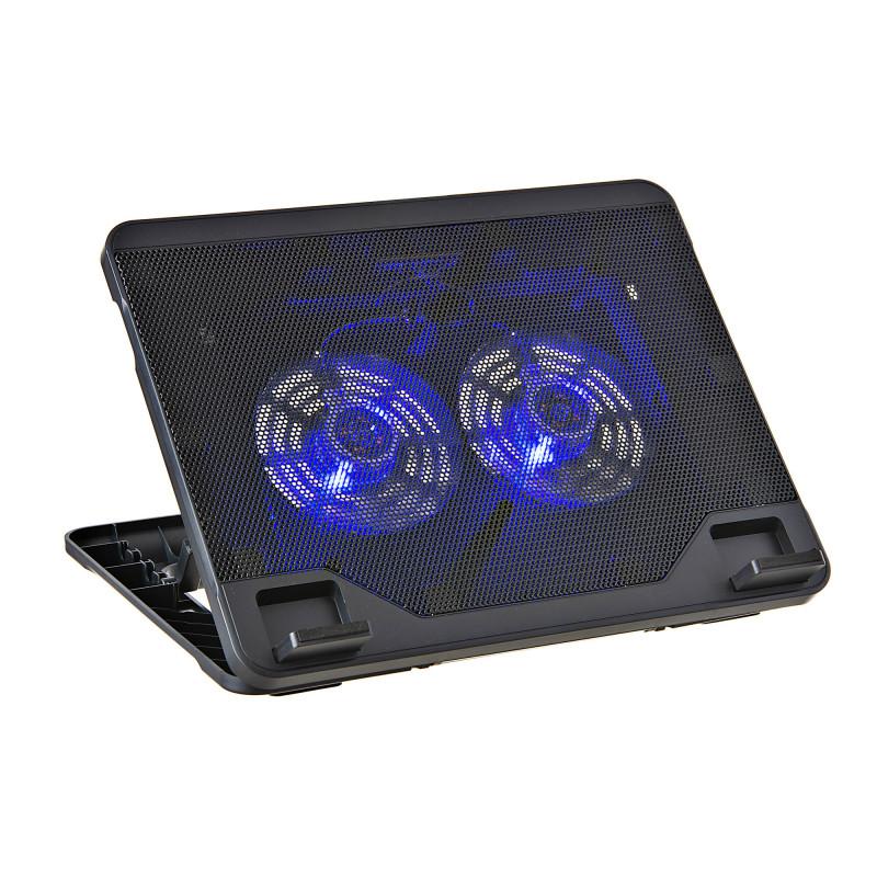 Cooling Pad 2 ventiladores / 5 niveles HZT-M26