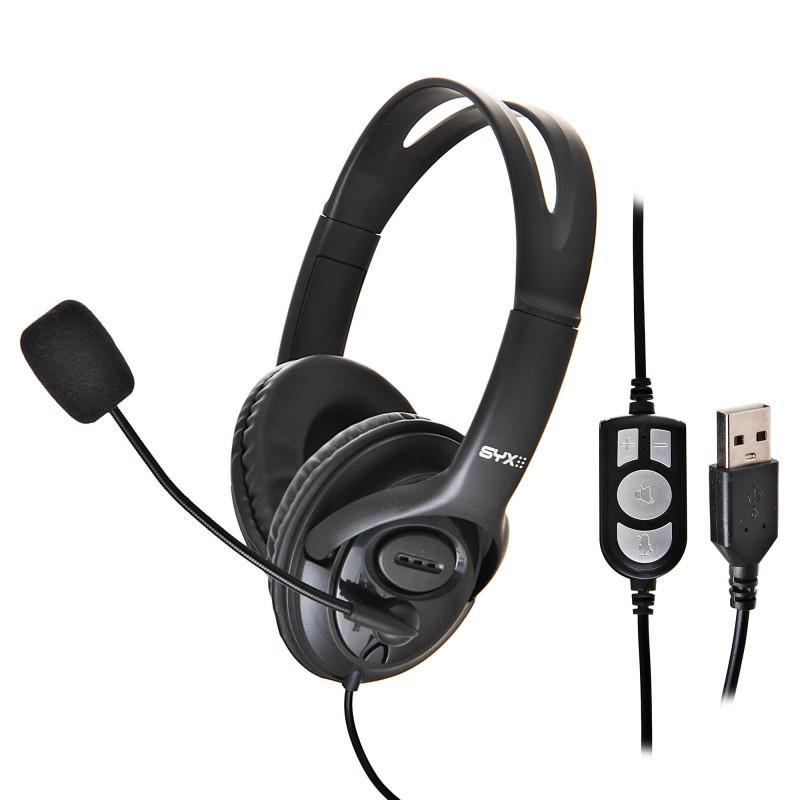 Audífonos gaming para computador