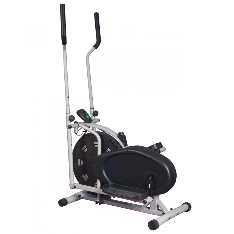 Elíptica Trainee 3.5E Rueda inercia ventilador / Peso máximo 100kg / 5 funciones Athletic