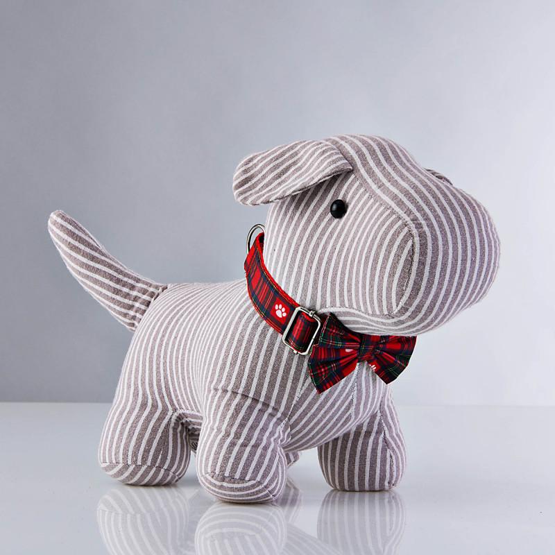 Collar para mascota Holiday Escocés