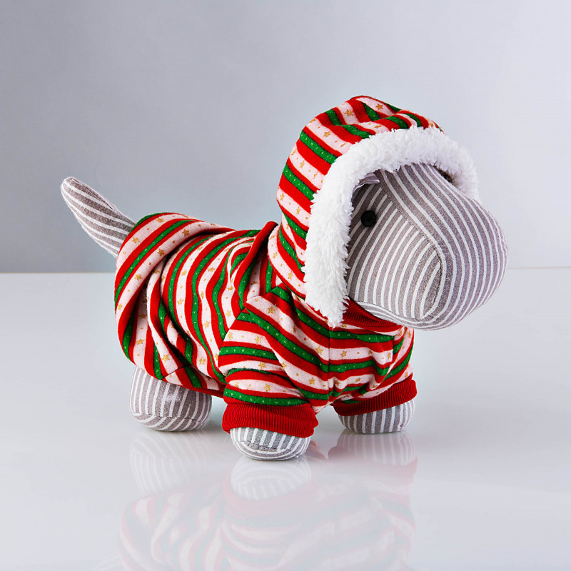 Buso con capucha para mascota Merry Star