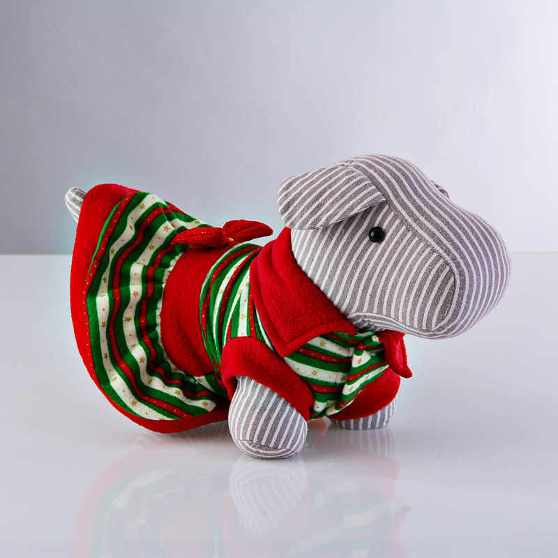Vestido para mascota Merry Star