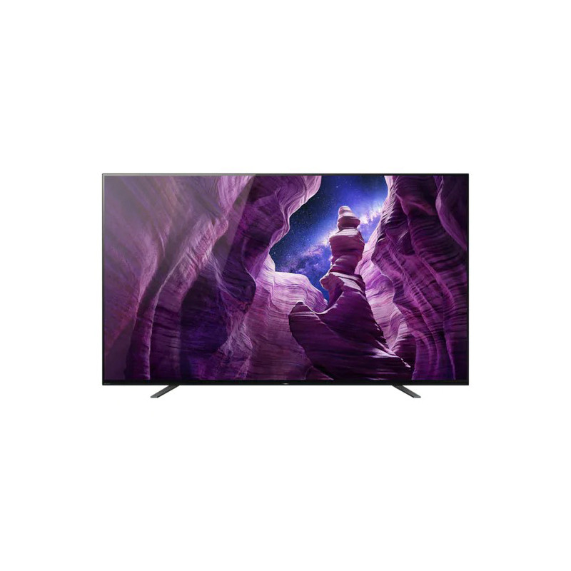 "Sony TV OLED 4K / Android 9.0 / Wi-Fi / BT / Chromecast / 4 HDMI / 2 USB / 16GB 65"""