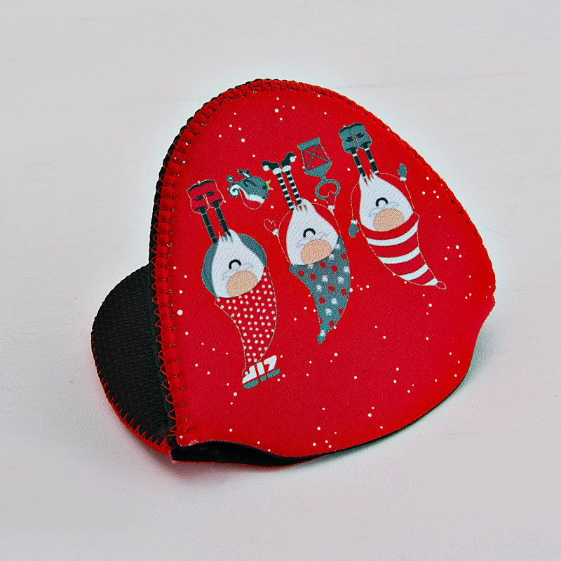 Mini guante Gnomos Navidad