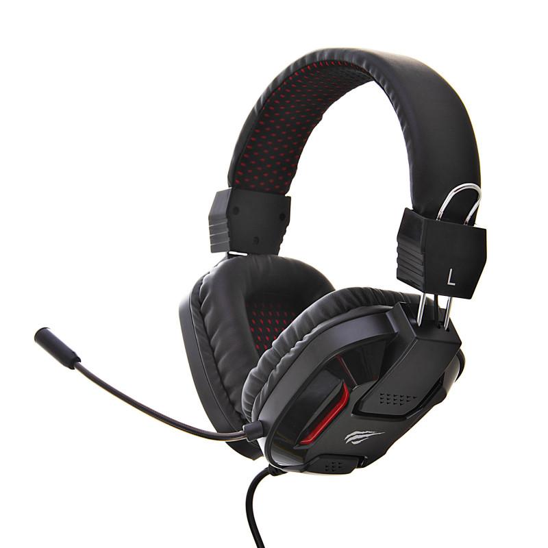 Audífonos gaming con micrófono HV-H2168D Havit