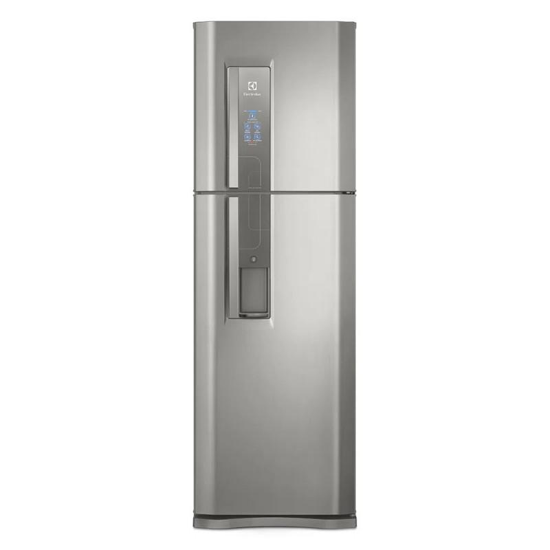 Electrolux Refrigerador con dispensador / panel digital 400L DW44S