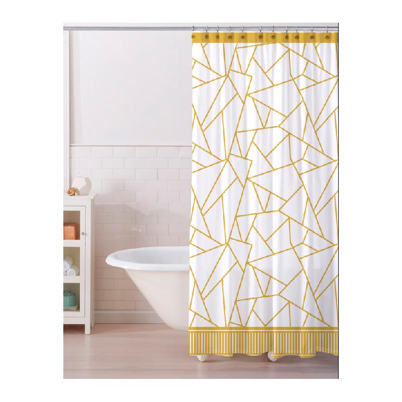 Cortina de baño con ojales Lachenal Haus