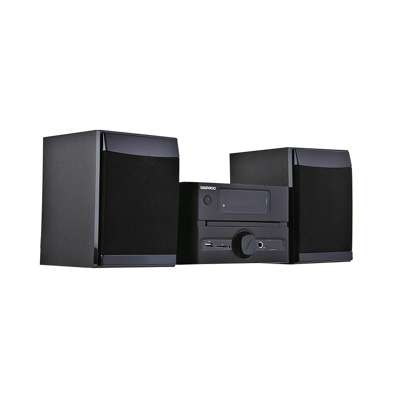 Micro componente CD / FM / BT / AUX / USB / MIC 320W DIA016 Daewoo