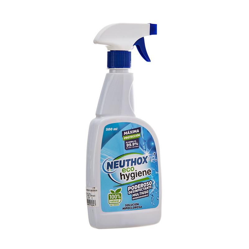 Desinfectante multiusos Biodegradable 500ml