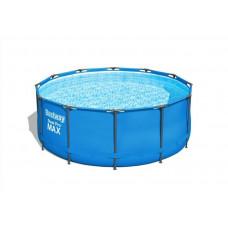 Piscina redonda con bomba filtrante / escalera 10250L 56421 Bestway
