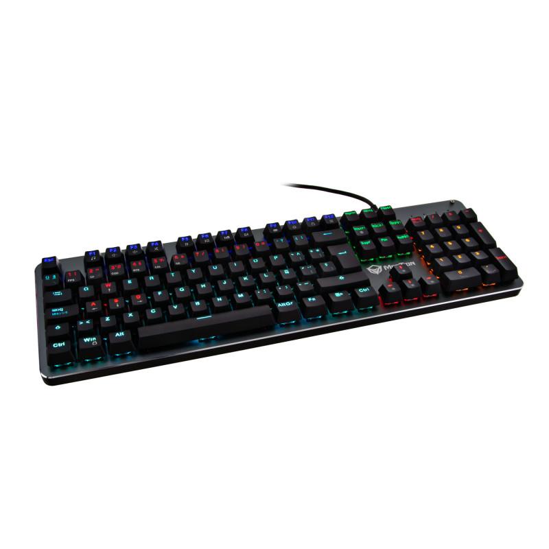 Teclado mecánico gaming USB MT-MK007 Meetion