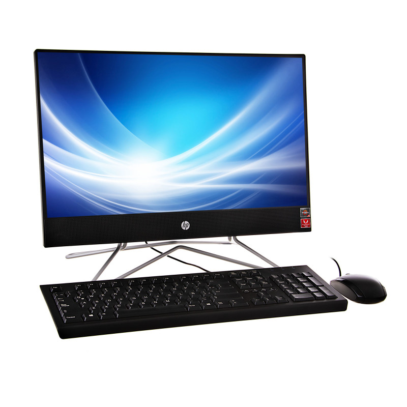 HP AIO 22-df0021la Ryzen 5 3500U 4GB / 1TB Win10 Home 21.5""