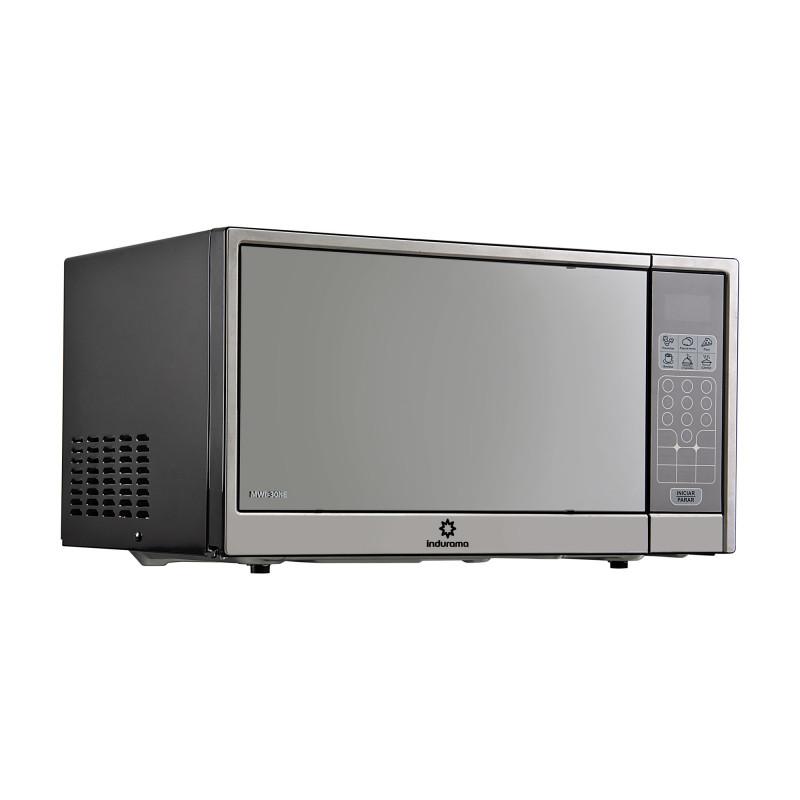 Indurama Microondas 8 funciones con temporizador 30L MWI-30NE