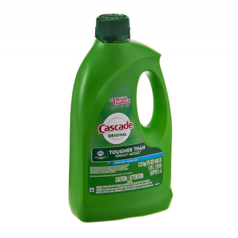 Detergente líquido para lavavajillas 1.7L Aroma Fresco Cascade