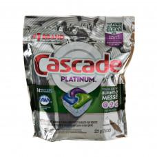 Detergente para lavavajillas Pastillas x14 Aroma Fresco Cascade