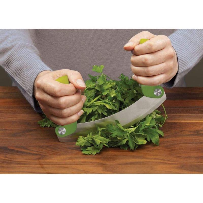 Cuchillo cortador plegable para hierbas Joseph Joseph