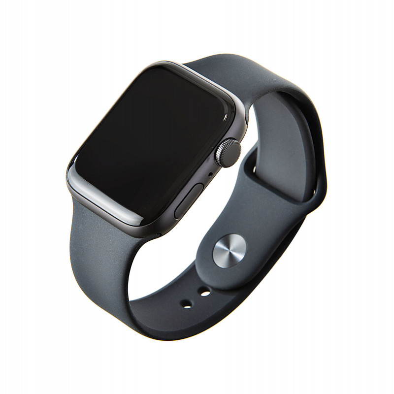 Apple Watch SE GPS / 44mm / Space Grey Aluminum Case with Black