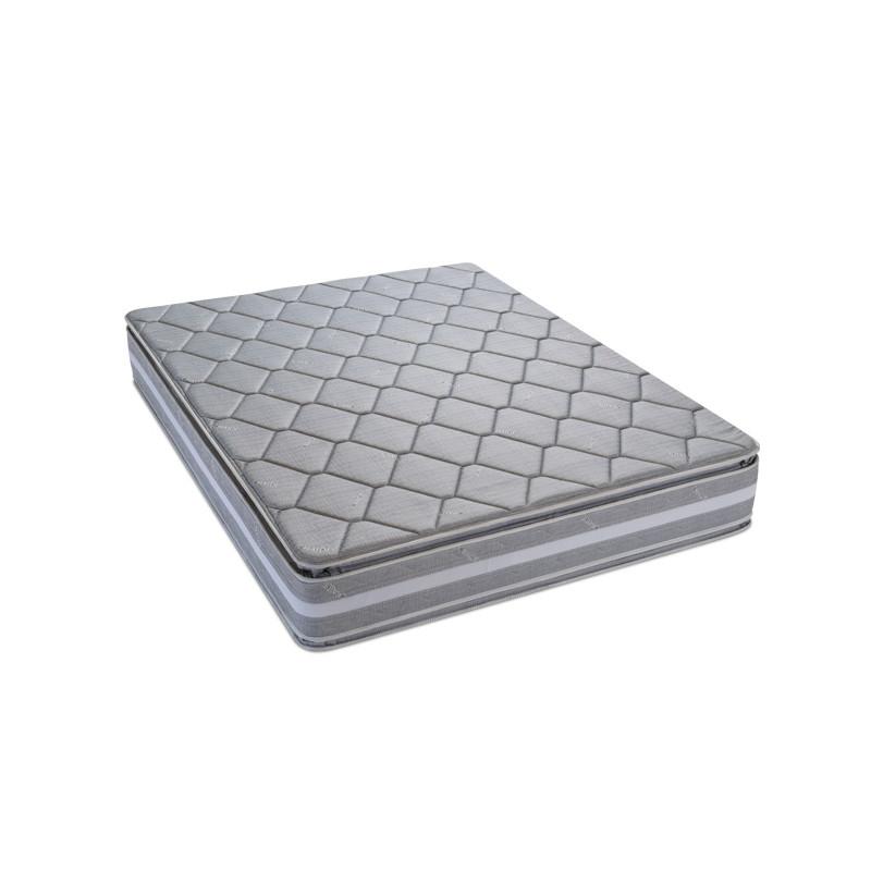 Colchón Gris Comfort Top Ultra Comfort