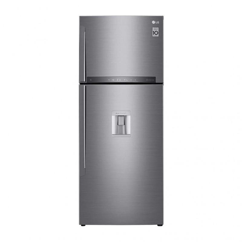 LG Refrigerador con dispensador / panel táctil 438L LT47SGP