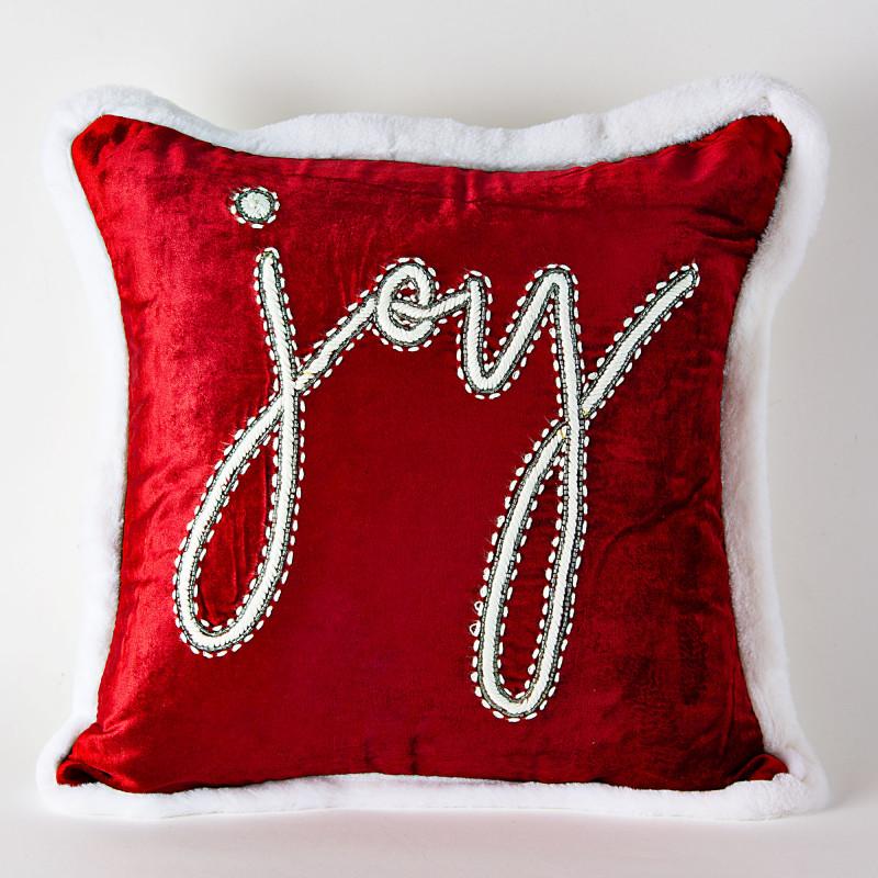 Forro para cojín con borde Joy Haus