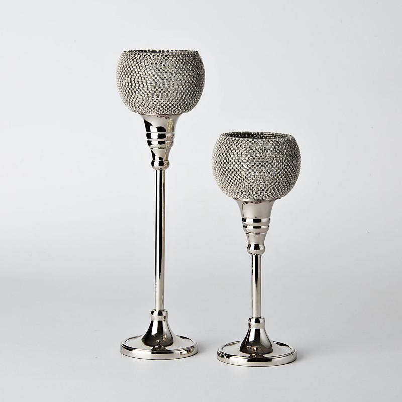 Portavotiva Copa Silver / Brillos Haus