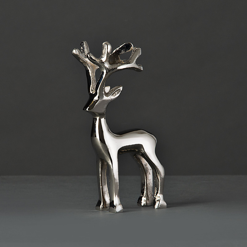 Figura Venado Silver Haus