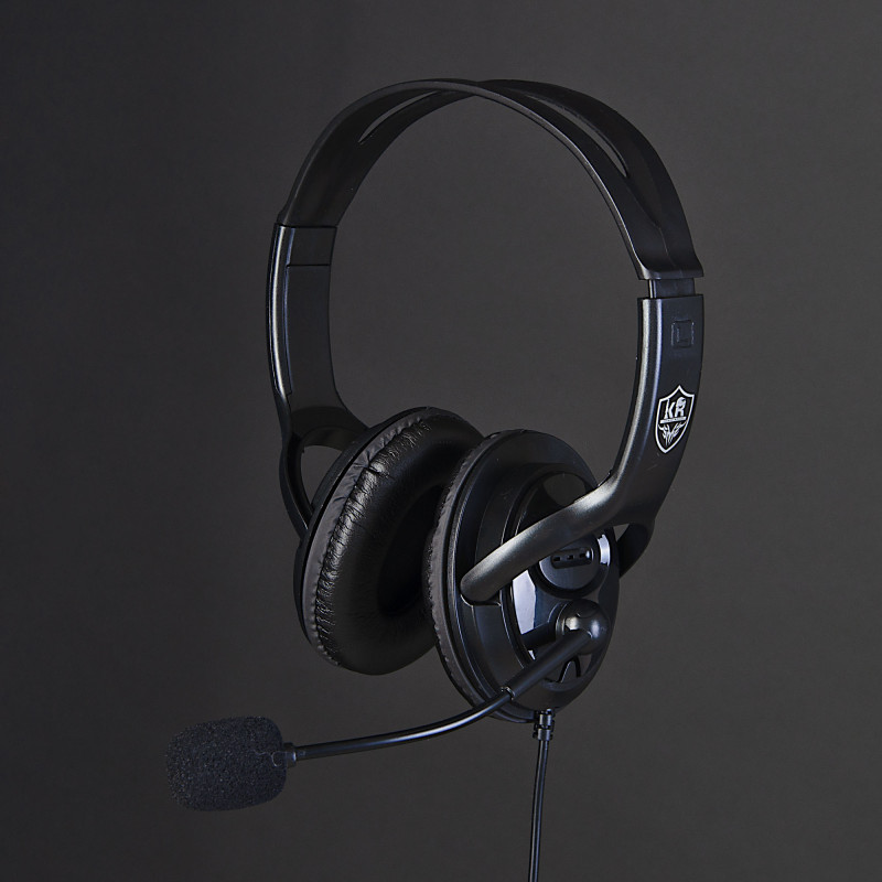Audífonos gaming con micrófono KR-GM705