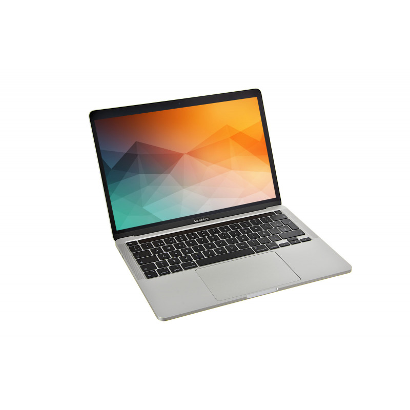"""Apple Laptop MacBook Pro 8GB / 256GB SSD / M1 8CCPU-8C GPU Silver 13.3"""""""