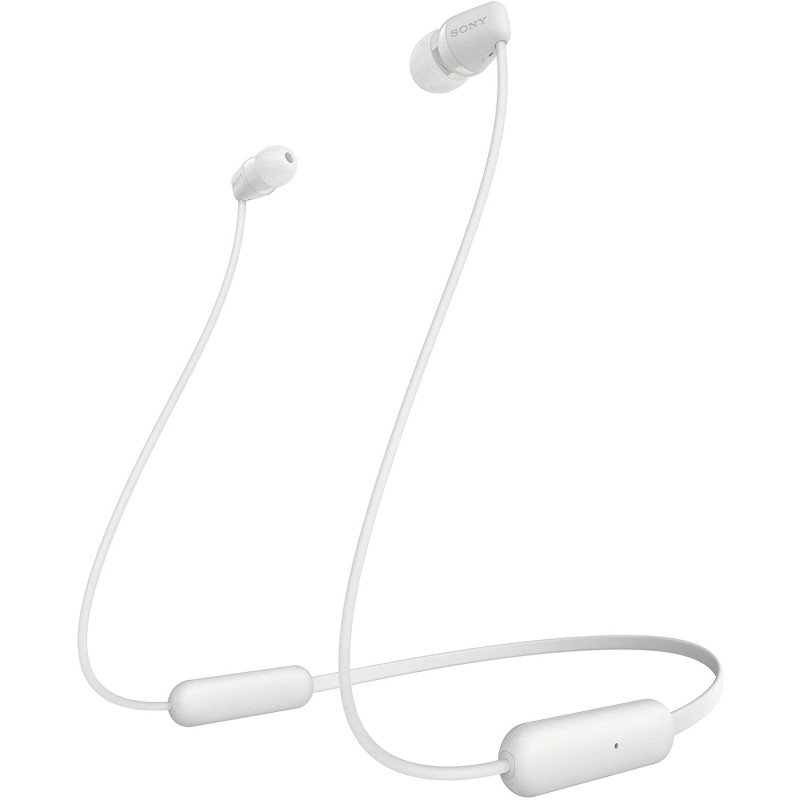 Sony Audífonos magnético Bluetooth / 15 horas WI-C200/WC