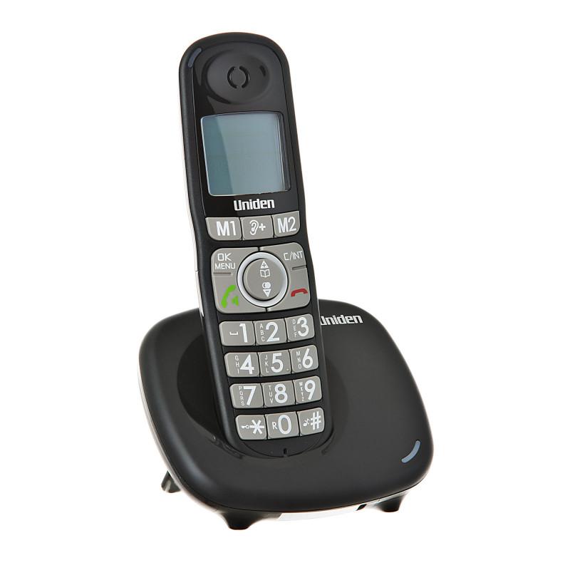 Teléfono inalámbrico con altavoz / ID Uniden