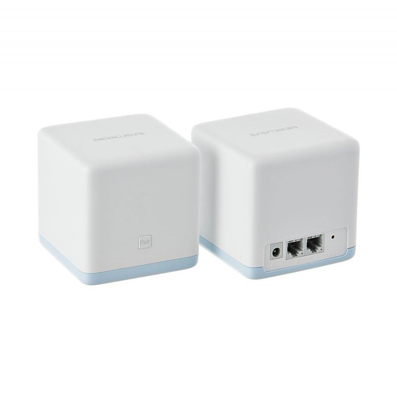 Sistema Mesh AC1200 S12 Wi-Fi Malla 4 antenas Halo S12 Mercusys