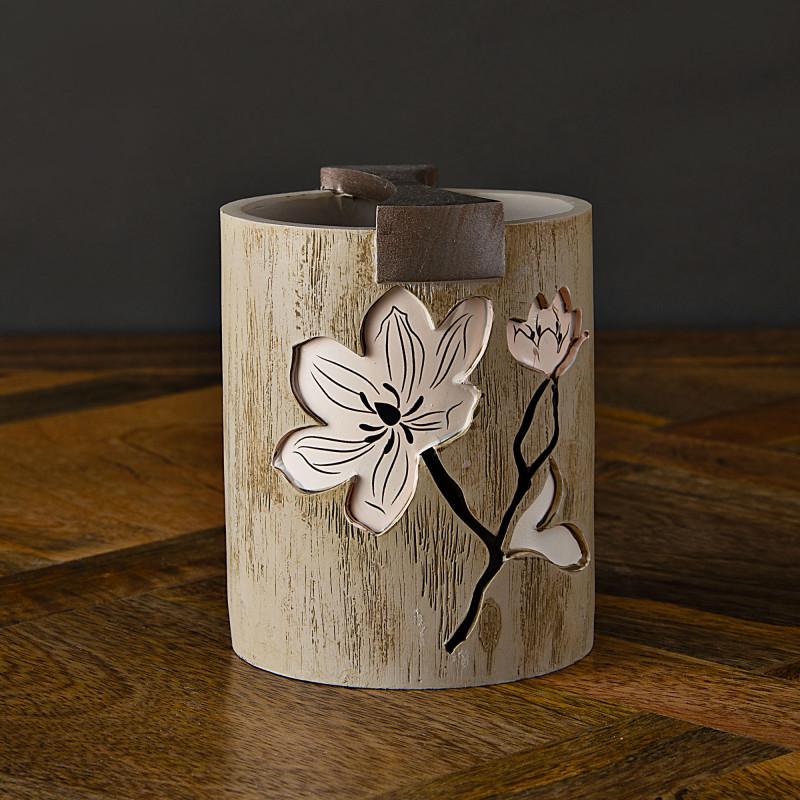 Porta cepillos Magnolia Crossill