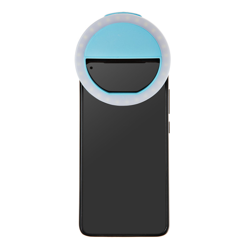 Aro de luz pequeño para dispositivos móviles