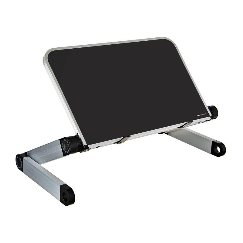 Mesa plegable para laptop Aluminio / MDF
