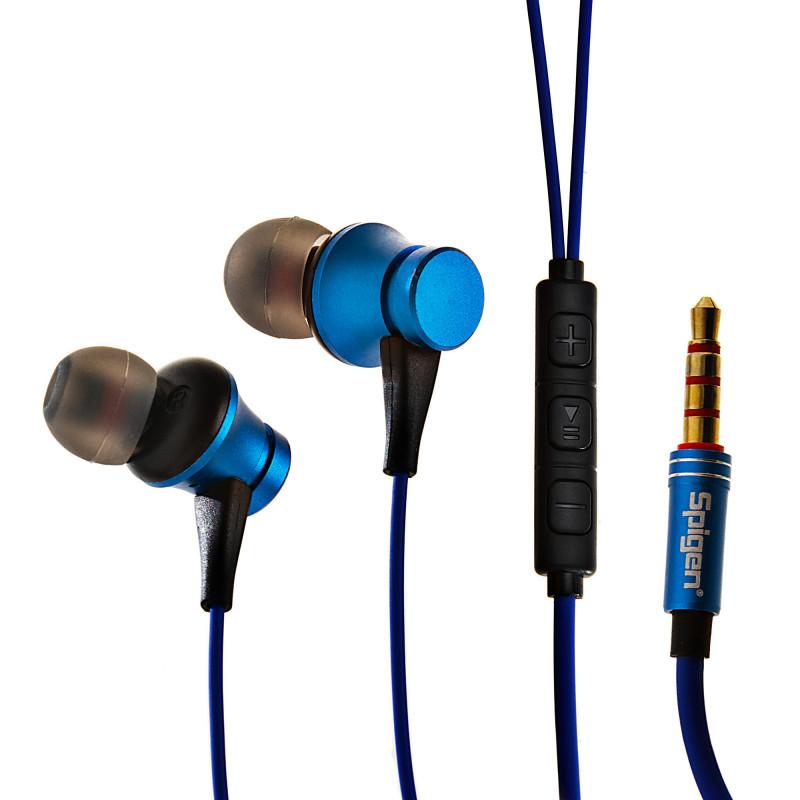 Audífonos alámbricos magnéticos Metal Spigen