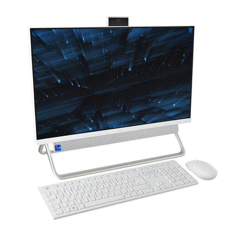 """Dell AIO Inspiron 5400 Core i7-1165G7 16GB / 1TB + 256GB SSD / 2GB de Video Win10 Home 23.8"""""""
