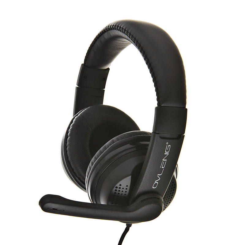 Audífonos gaming USB con micrófono OV-P6