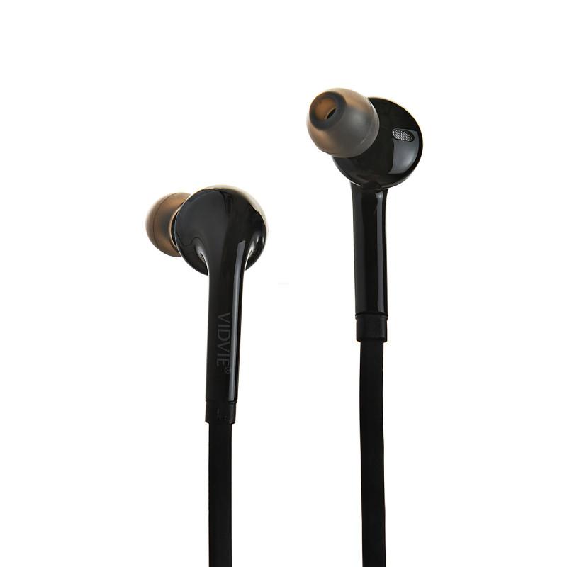 Audífonos con cable y control de volumen HS619 VIDVIE