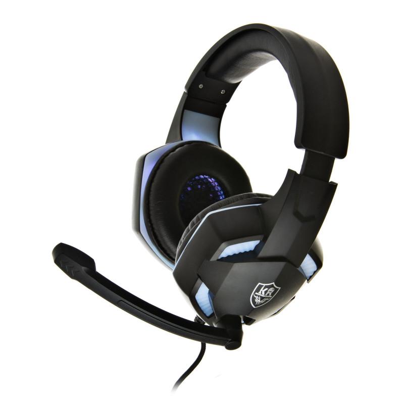 Audífonos gaming con micrófono KR-GM301