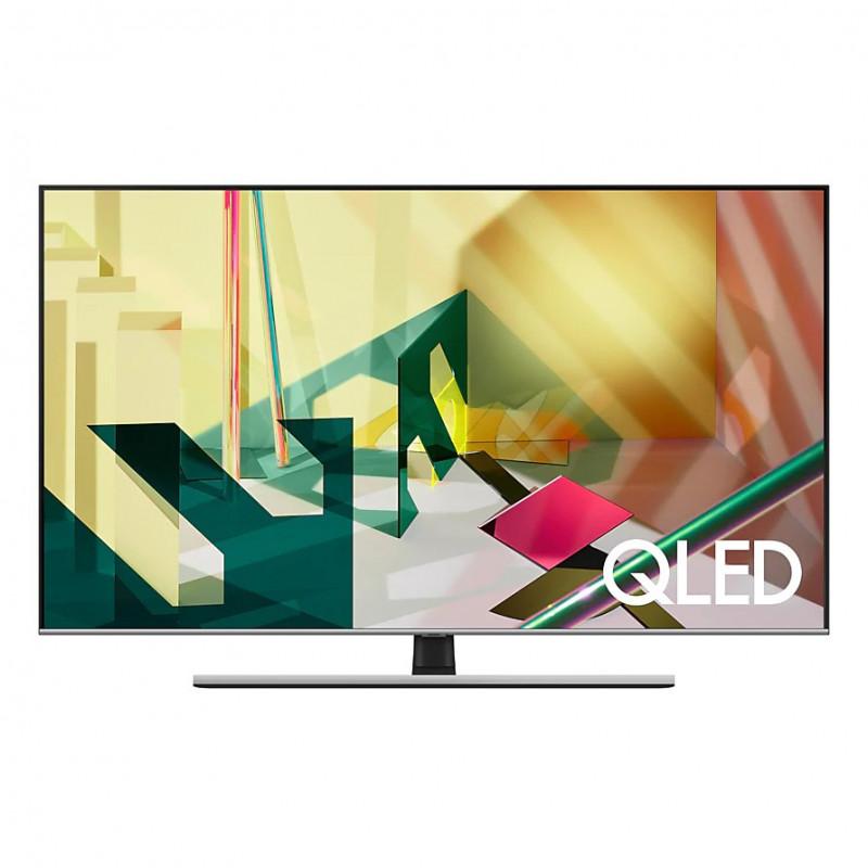 """Samsung TV QLED 4K UHD / Wi-Fi / BT / 4 HDMI / 2 USB / 1 Audio óptico 65"""" QN65Q70TAPXPA"""