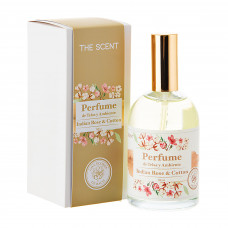 Perfume para textiles / ambiente Indian Rose / Cotton