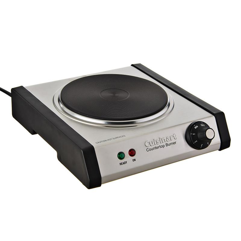 Hornilla eléctrica 1 quemador con perilla CB-30P1 Cuisinart